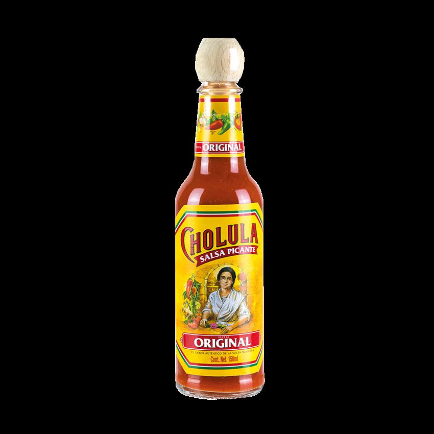 Salsa Picante CHOLULA Original