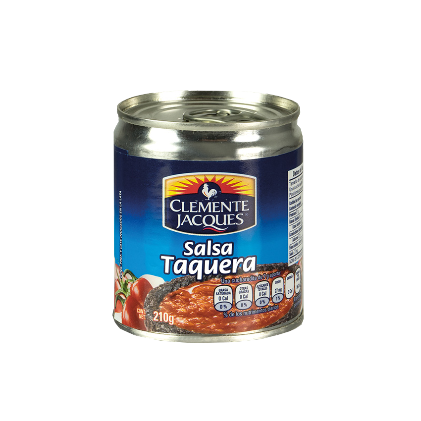 Salsa Taquera CLEMENTE JACQUES