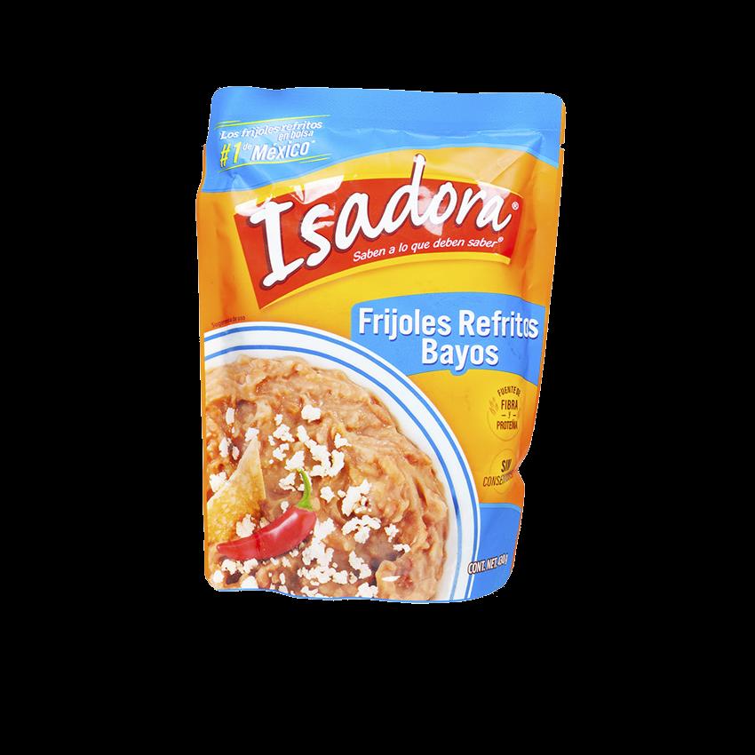 ISADORA Refritos Bayos, 430g