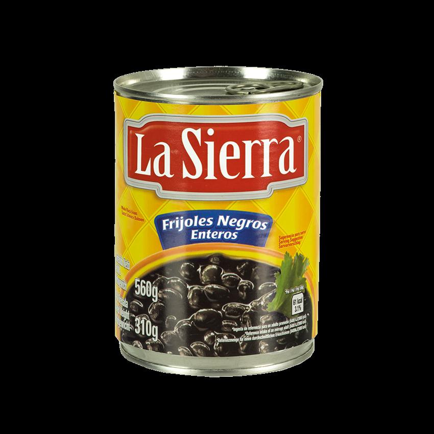 Frijoles Negros Enteros LA SIERRA