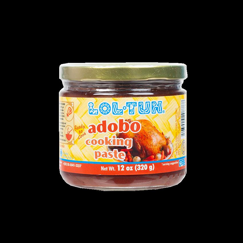 LOL-TUN Condimento en Pasta Adobo, 320g