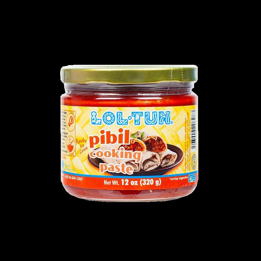 LOL-TUN Condimento en Pasta Pibil, 320g