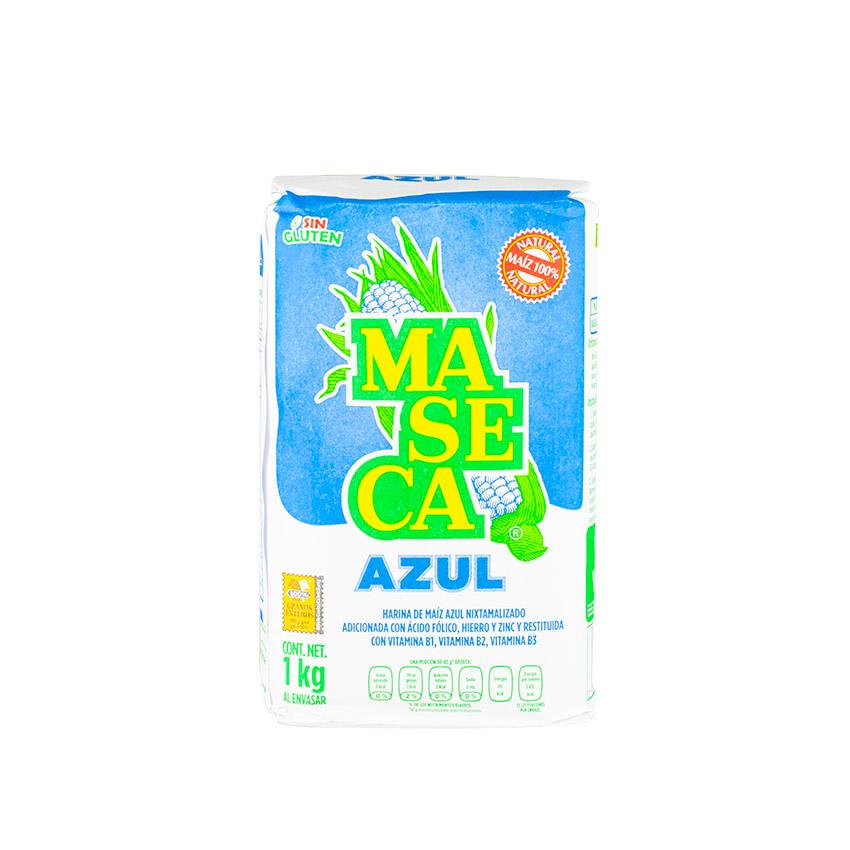 Harina MASECA Azul 1 kg