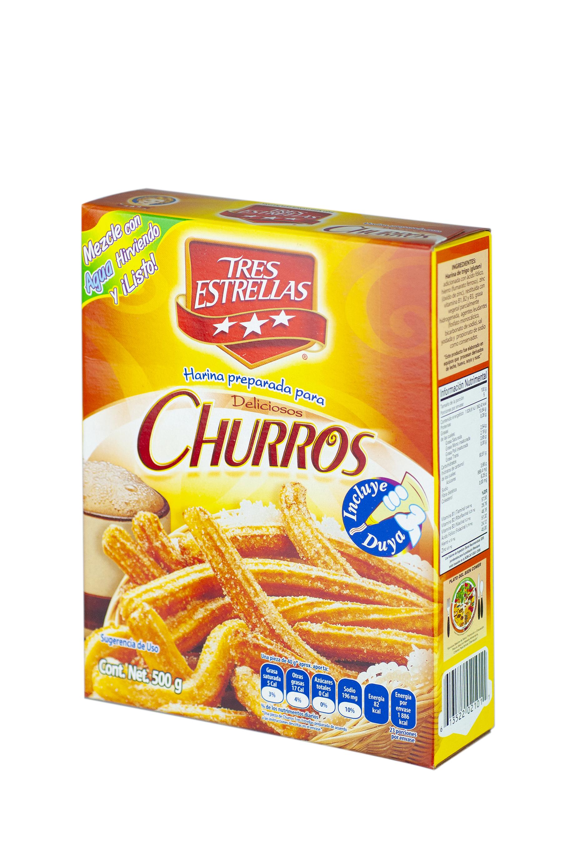 Mezcla para Churros TRES ESTRELLAS Mexiko