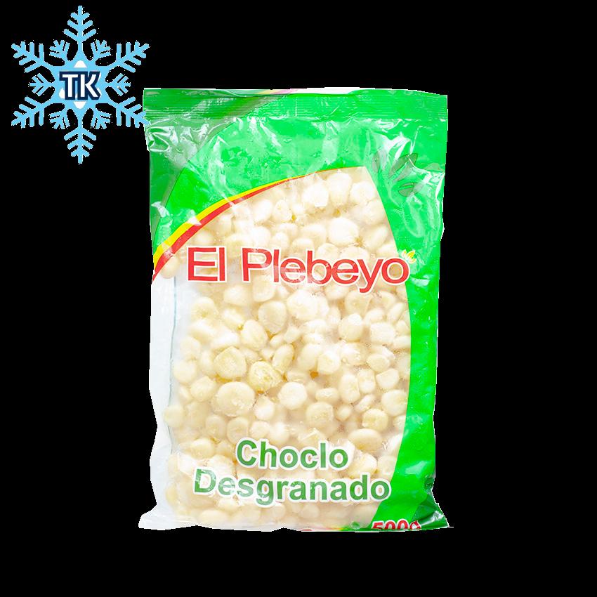 EL PLEBEYO Choclo Desgranado, 500g