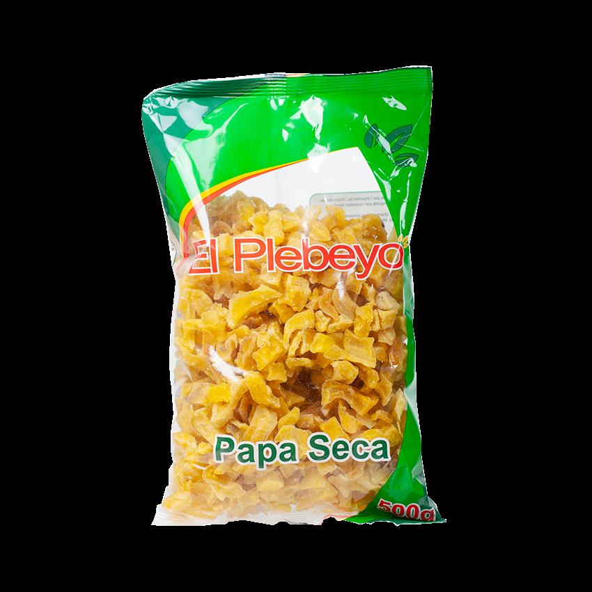EL PLEBEYO Papa Seca Amarilla, 500g