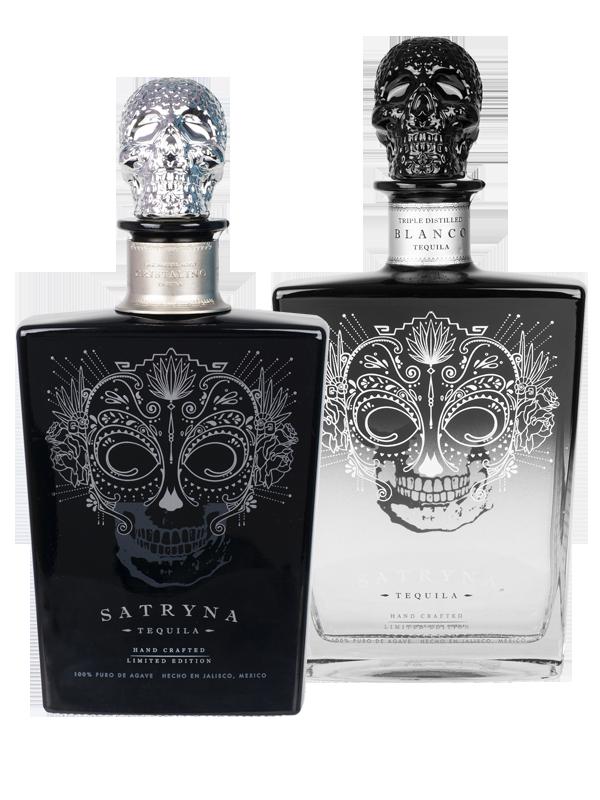 Satryna: Ultra-Premium Tequila aus Mexiko in ausgezeichneter Qualität. Foto: SUCOs / Marke: Satryna