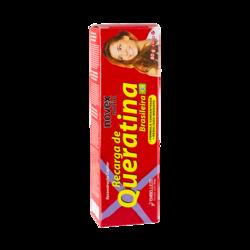 Reconstrução Capilar NOVEX Recarga Queratina 80g