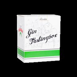 OLD MAN SPIRITS Gin Tastingbox, 41% vol., 120ml