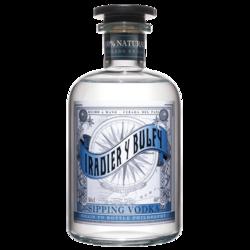 Iradier Y Bulfy Sipping Vodka