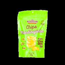 DACOLONIA Chips de Mandioquinha, 50g