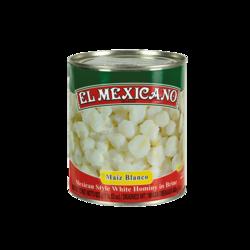 Maíz Blanco EL MEXICANO