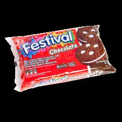 Galletas FESTIVAL Chocolate