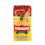 Harina de Maíz Precocida Amarilla DOÑAREPA