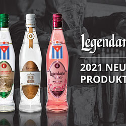 Neue Produkte bei Legendario. Bildnachweis: SUCOs