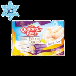 QUITANDA REAL - Mini Pão de Queijo Gourmet, 300g