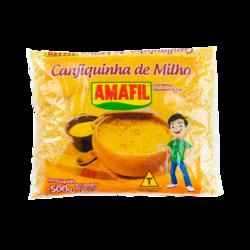 Canjiquinha de Milho AMAFIL 500g