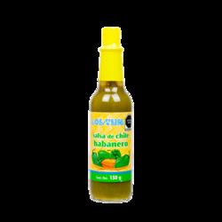 LOL-TUN Salsa Habanera Verde, 150ml
