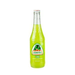 JARRITOS Limón 370ml (Glasflasche)