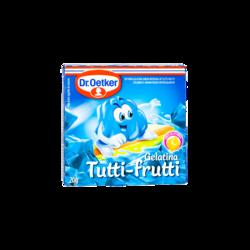 DR OETKER Gelatina Sabor Tutti-Frutti, 20g