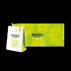 Mix para Pisco Sour Peruano Limon WASSKA