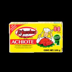 EL YUCATECO Achiote en Pasta 100g