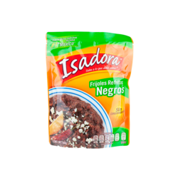 ISADORA Frijoles Refritos Negros, 430g